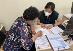 [치매선별검사]  7월 기린봉노인복지관 치매선별검사 진행